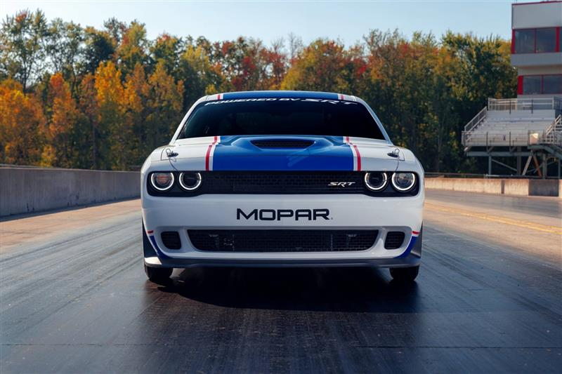 2020 Dodge Challenger Drag Pak News And Information