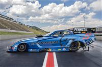 Image of the Charger SRT Hellcat Widebody Funny Car