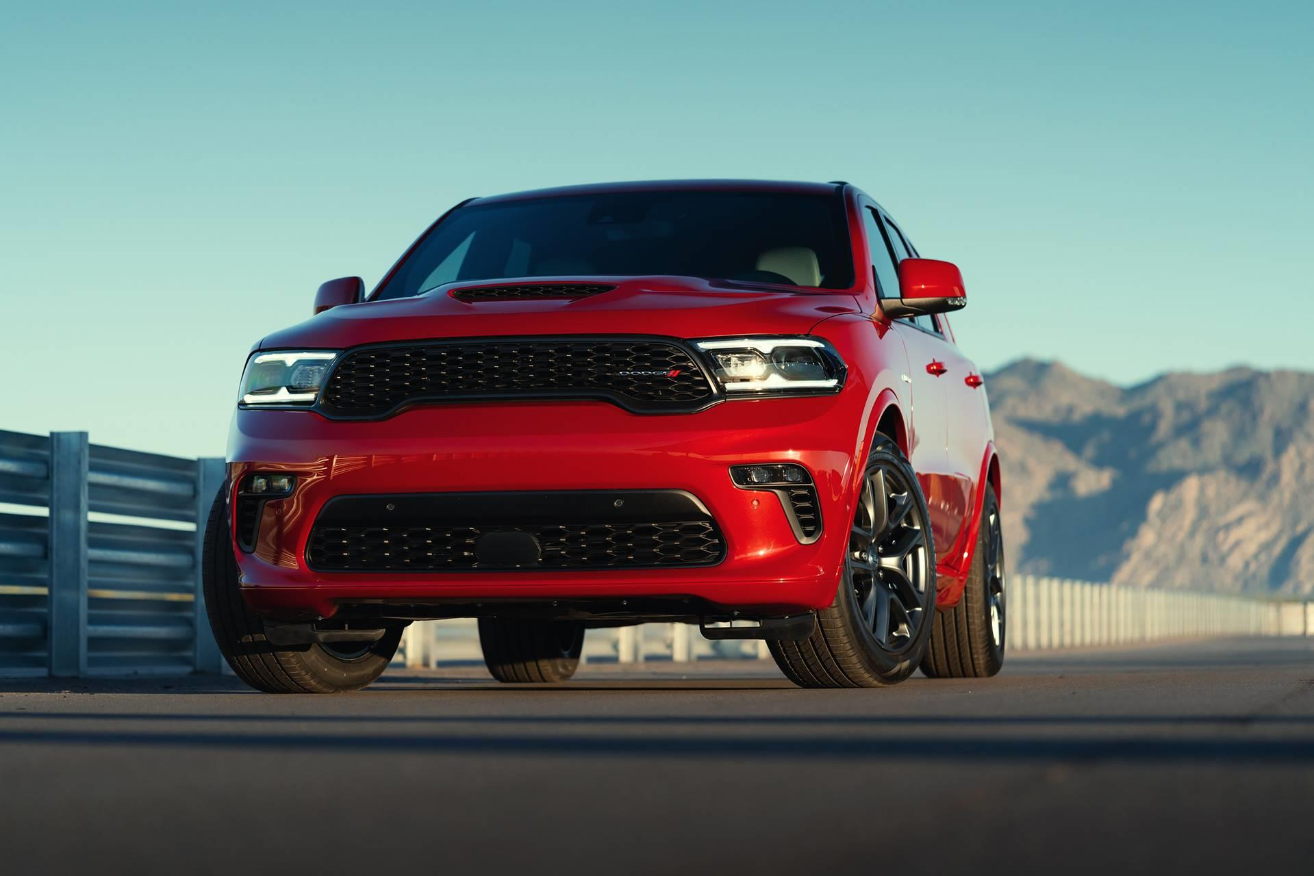 2021 Dodge Durango Srt Hellcat Wallpaper And Image Gallery