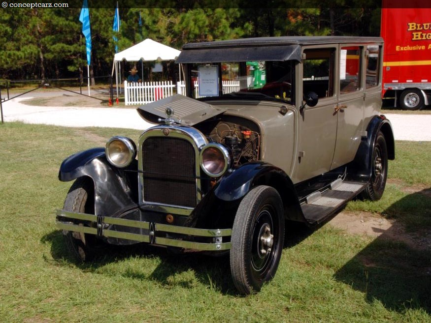 Brothers Auto Sales >> 1926 Dodge Brothers Series 126 History, Pictures, Value, Auction Sales, Research and News