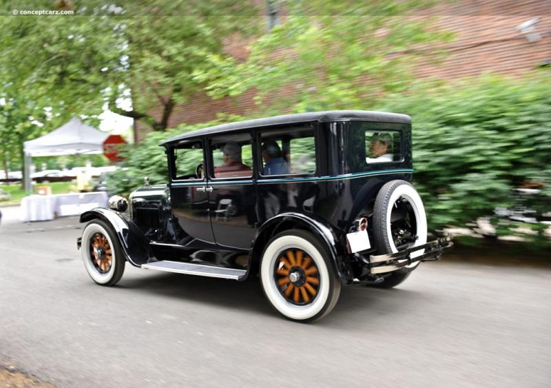 1927 Dodge Brothers Series 128   conceptcarz.com