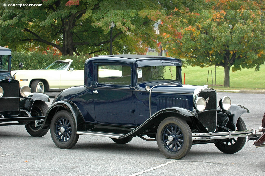 Brothers Auto Sales >> Auction Results and Sales Data for 1930 Dodge Brothers DD Six