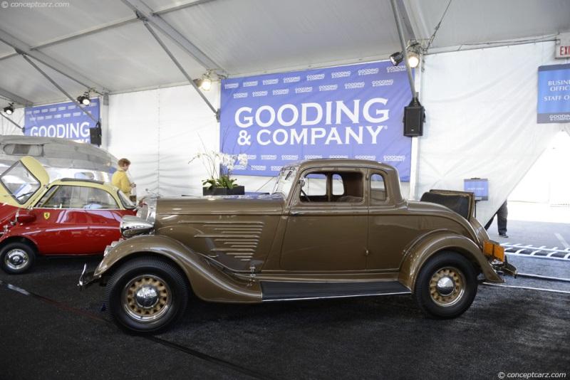 1934 Dodge Series DR Deluxe | conceptcarz com