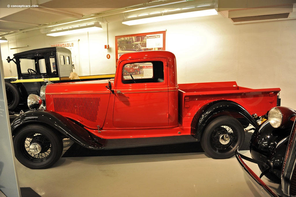 Model A Pickup For Sale Craigslist >> 1934 Dodge Series KC Image