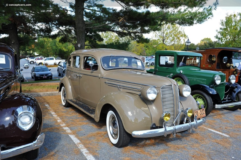 1937 Dodge Series D5 Image. Chis number 4542799. Photo 11 of 11