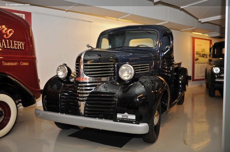 1940 Dodge Pickup Image. Photo 3 of 5