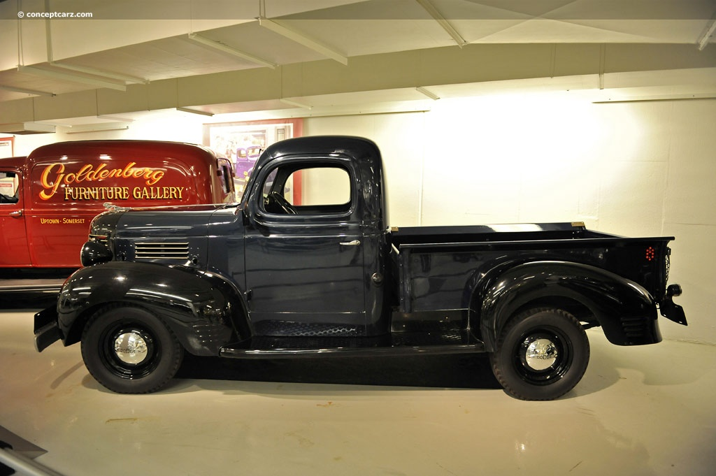 Auction Results and Sales Data for 1940 Dodge Pickup