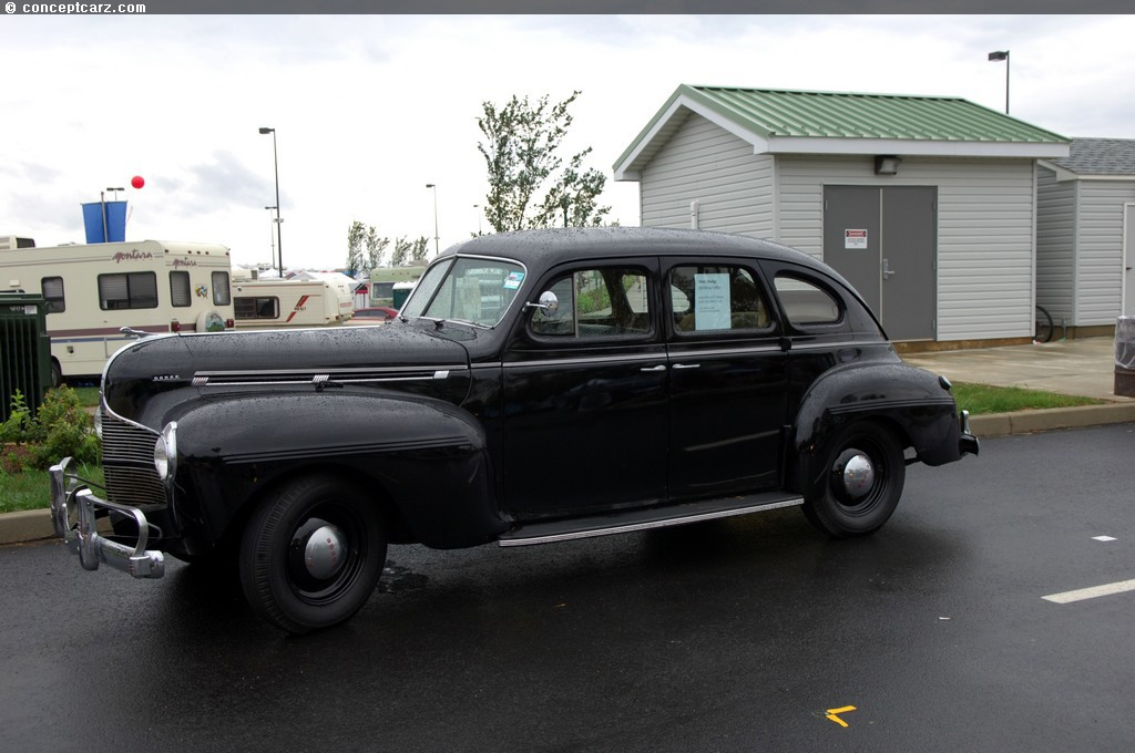 1940 Dodge Series D14 Deluxe Six History Pictures Value Auction Sales Research And News