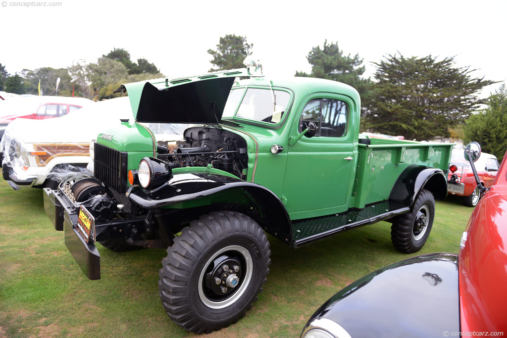 1947 Dodge Power Wagon History Pictures Value Auction