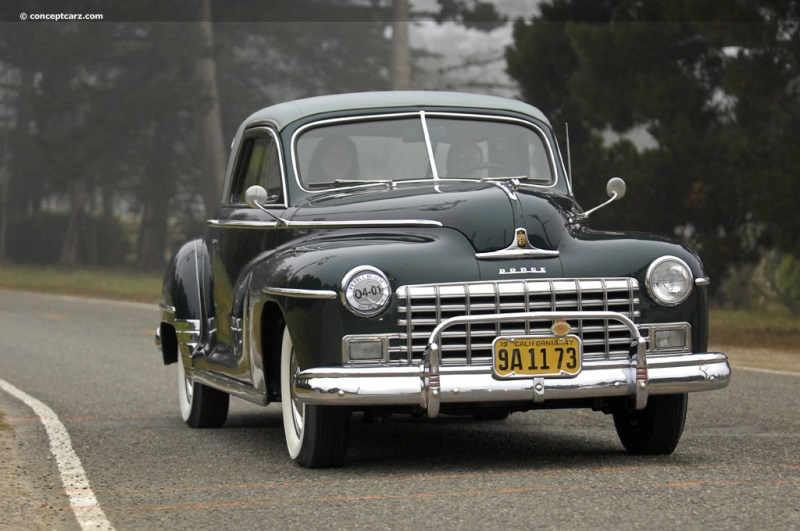 1948 Dodge Custom Series