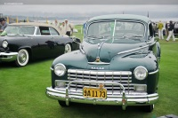 1948 Dodge Custom Series.  Chassis number 31138409