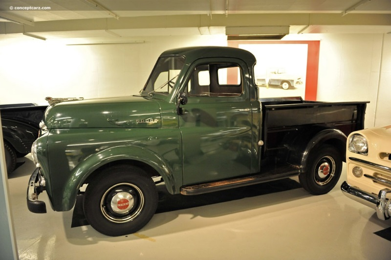 1949 Dodge Half-Ton Pickup