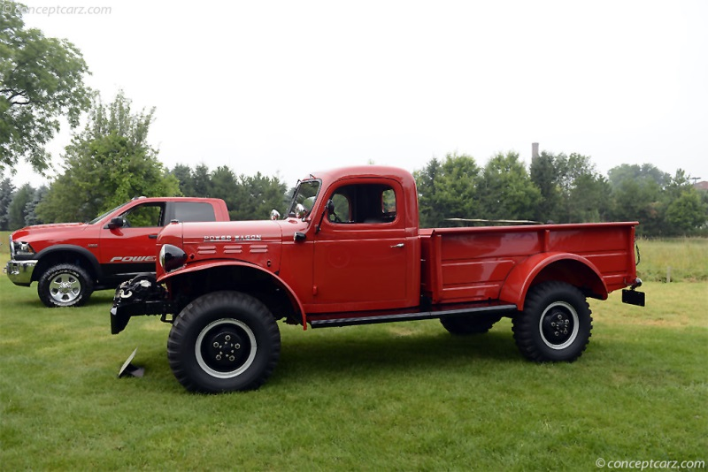 54 dodge power wagon