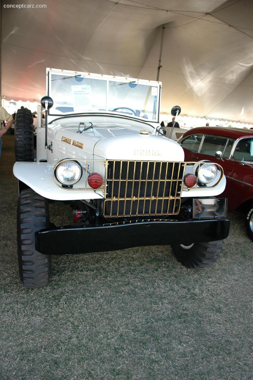 1954 Dodge Power Wagon At The Barrett Jackson Scottsdale 2006