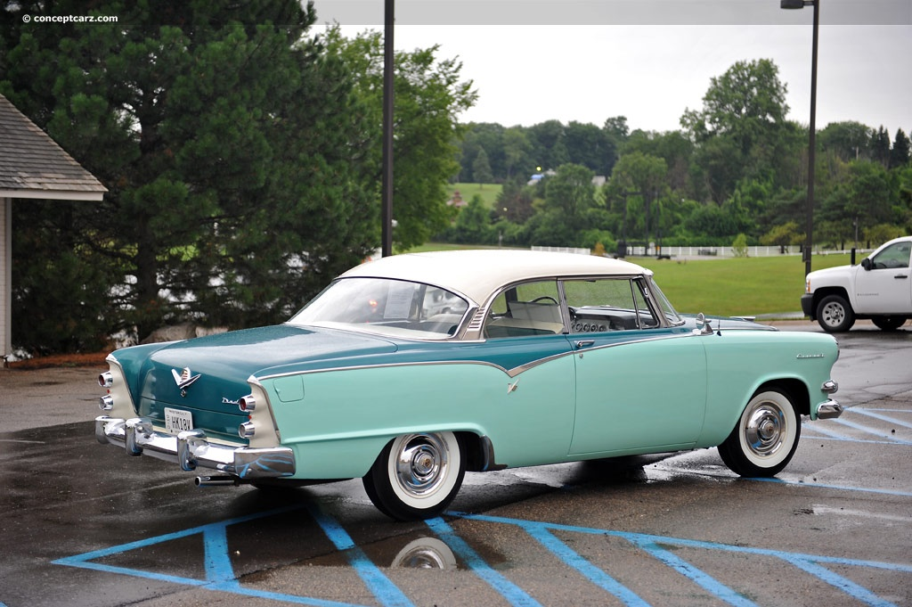 Auction Results and Sales Data for 1955 Dodge Coronet