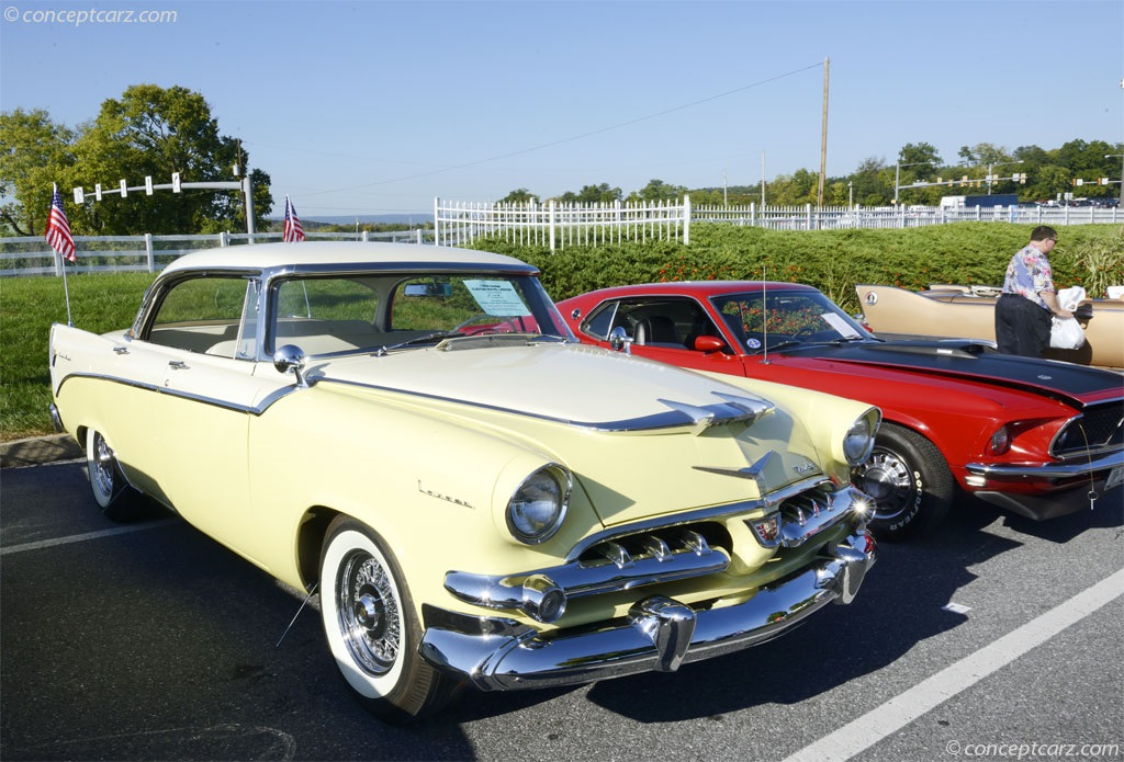 Auction Results And Sales Data For 1956 Dodge Custom Royal Conceptcarz Com