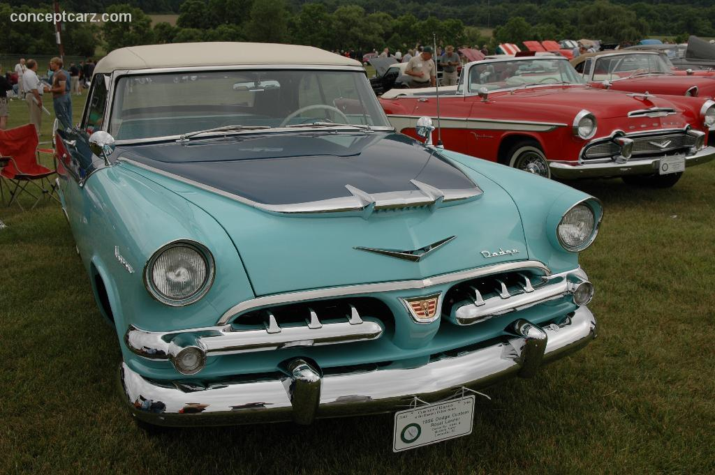 Auction Results And Data For 1956 Dodge Custom Royal