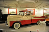 1957 Dodge D-100 Sweptside image.
