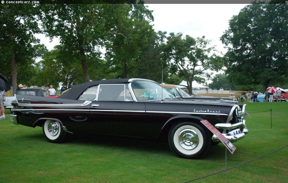1957 Dodge Custom Royal Lancer Image
