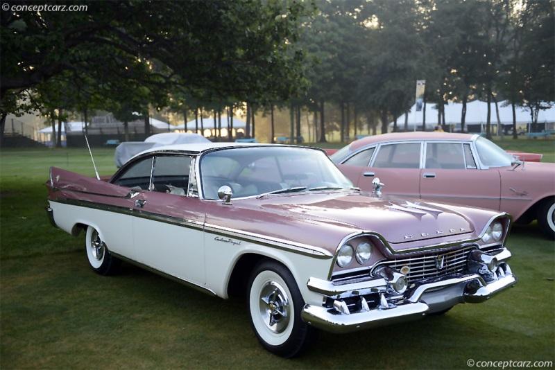 1958 Dodge Custom Royal Series Image. Photo 14 of 25