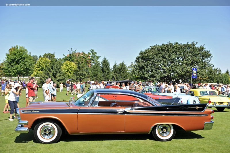 1958 Dodge Custom Royal Series Image. Photo 25 of 25