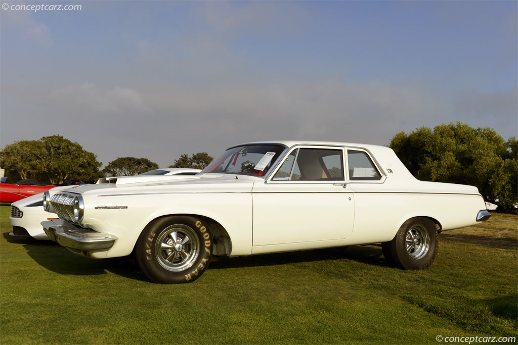 1963 Dodge 330 Lightweight Superstock History Pictures