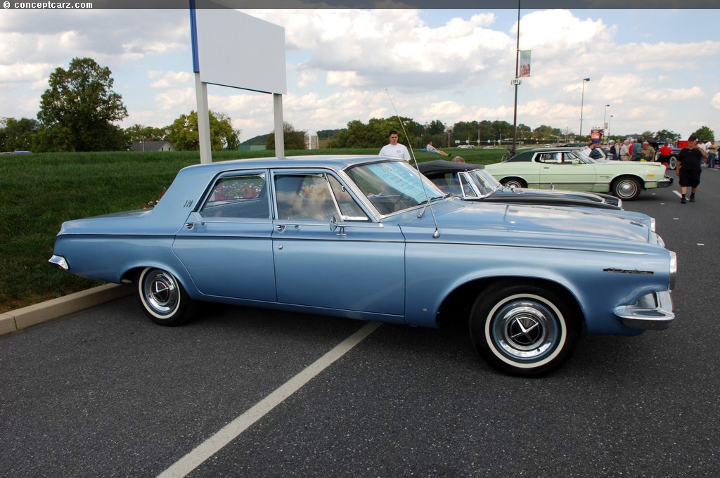 Auction Results and Sales Data for 1963 Dodge Dart