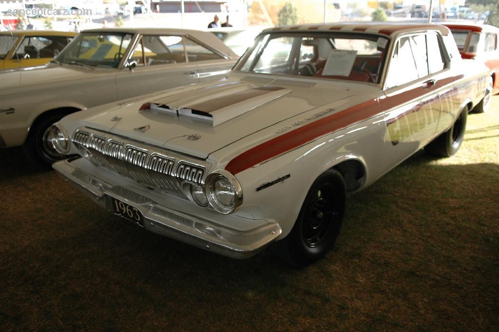 1963 Dodge 330 Lightweight Superstock Image