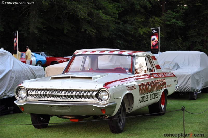 Used Dodge Dart >> 1964 Dodge 330 Lightweight Superstock | conceptcarz.com