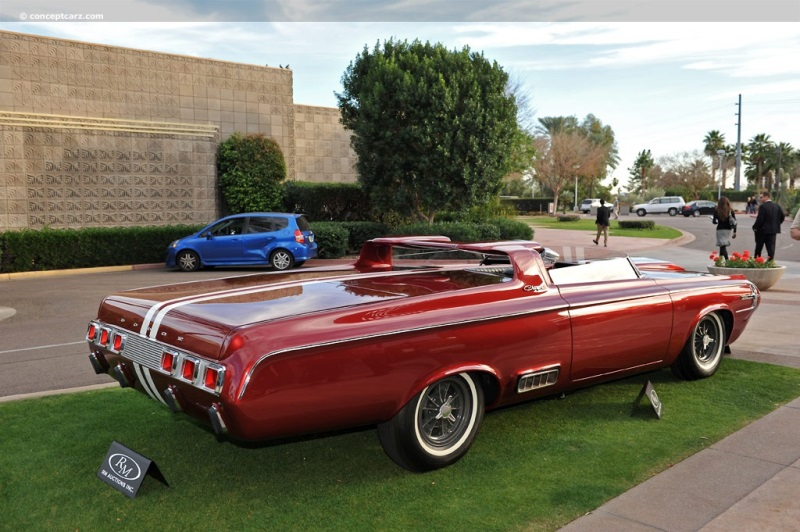 1964 Dodge Hemi Charger Concept Image. Chis number 6442103030 ...