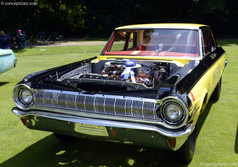 1964 Dodge 330 Lightweight Superstock History, Pictures ...