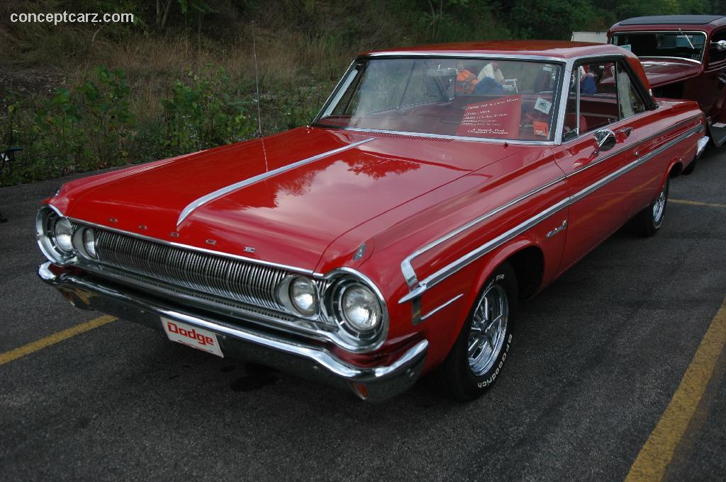 Auction Results And Sales Data For 1964 Dodge Polara