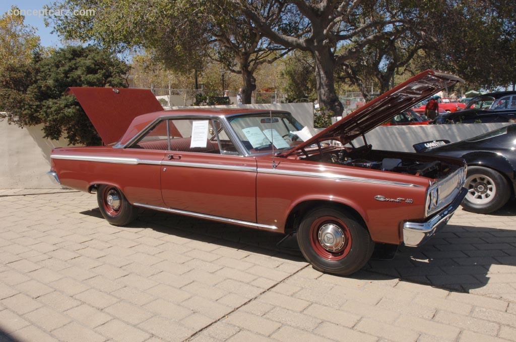 1965 Dodge Coronet 440 Conceptcarz Com