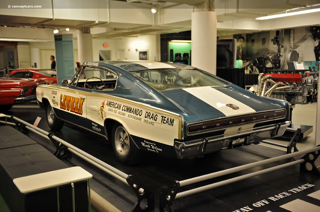 66 Dodge Charger. Auction Results And Sales Data For 1966 ...