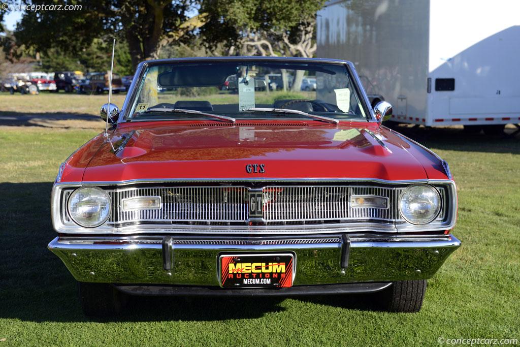 1967 Dodge Dart Series Conceptcarzcom