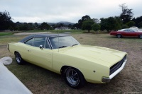 1968 Dodge Charger.  Chassis number XS29L8B213557