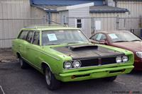 1968 Dodge Coronet.  Chassis number WP46H8E130507