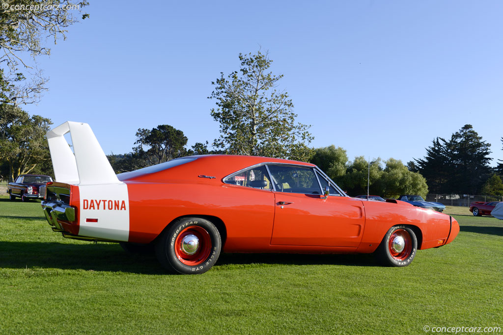 1969 Dodge Charger Daytona Pictures History Value