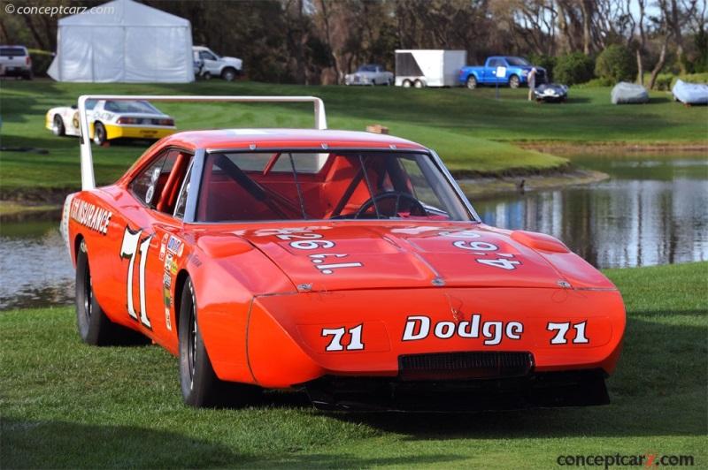1969 Dodge Charger Daytona Chassis Information