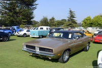1969 Dodge Charger.  Chassis number XP29H9G194012