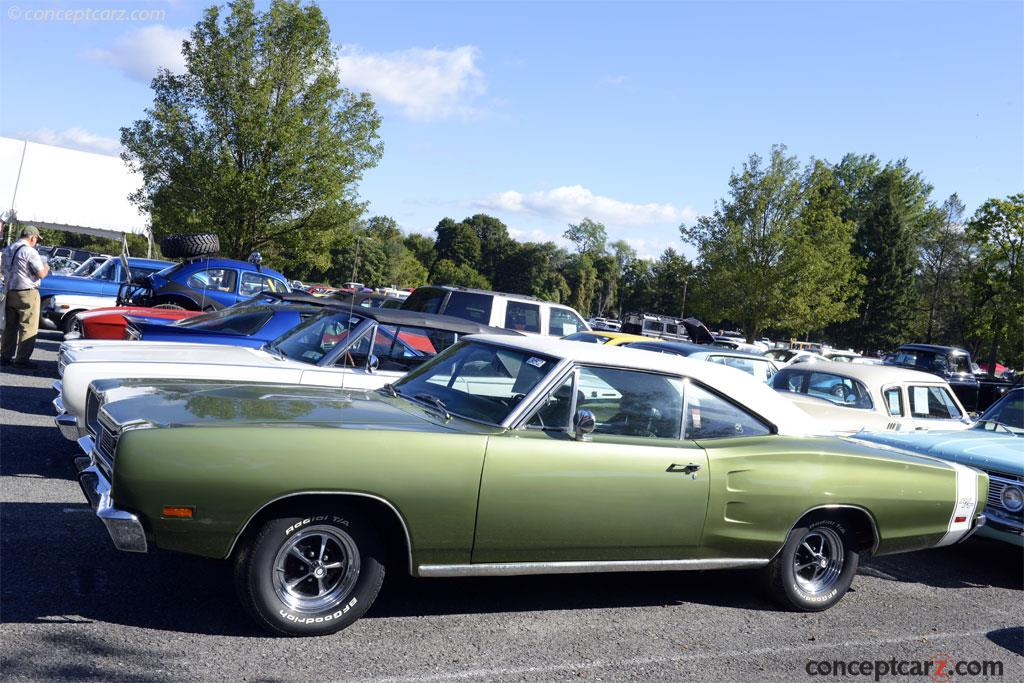 Auction Results and Sales Data for 1969 Dodge Coronet R/T