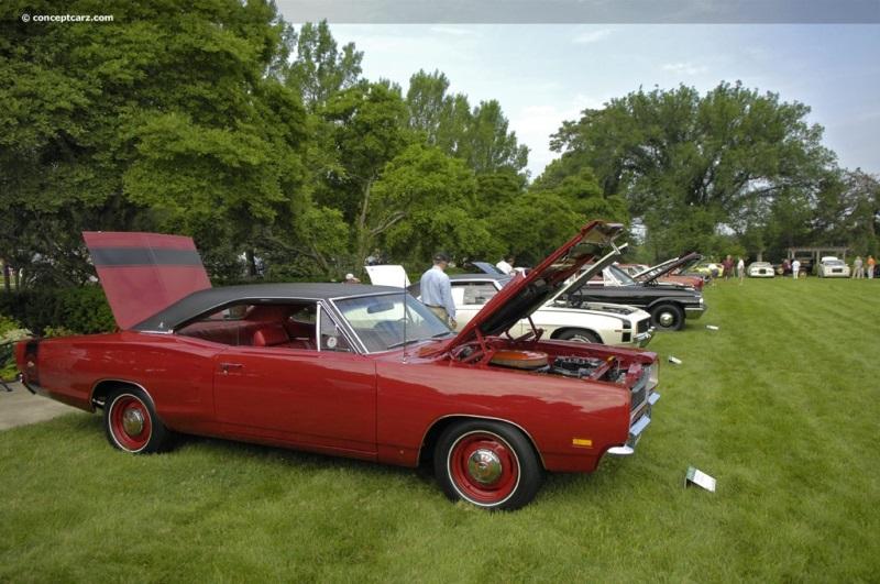 1969 Pontiac Trans Am Prototype Horsepower Memories