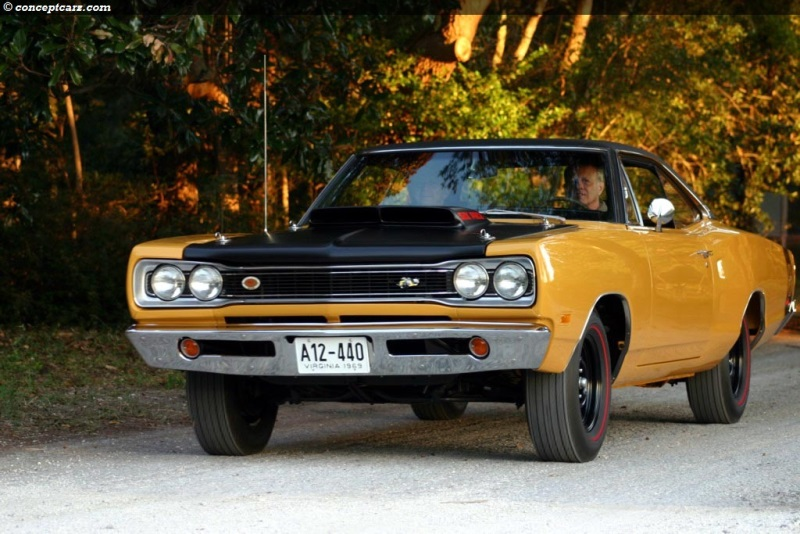 1969 Dodge Coronet Super Bee Image  Photo 21 of 37