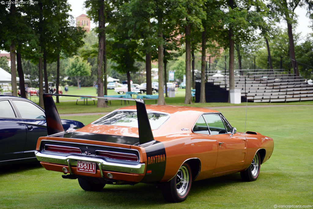 Auction Results And Sales Data For 1969 Dodge Charger Daytona