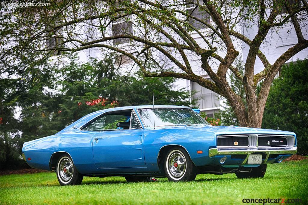 1969 Dodge Charger Conceptcarz Com