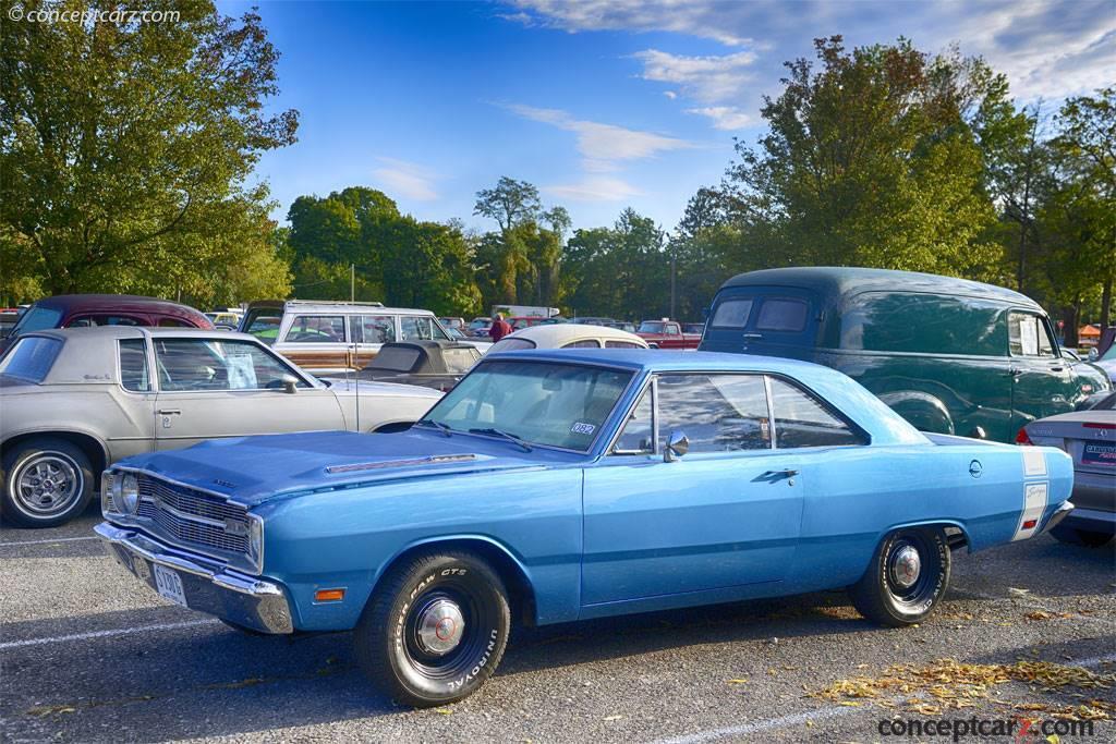 1969 Dodge Dart Conceptcarz Com