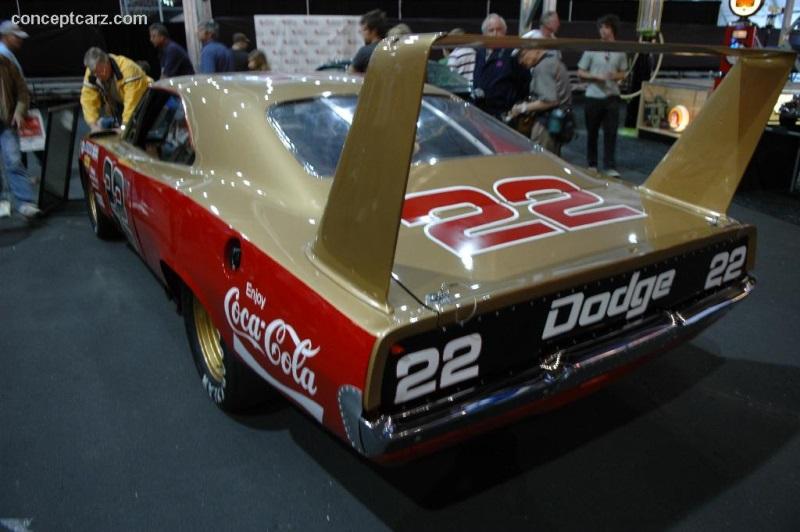 1969 Dodge Daytona Charger NASCAR Image. Photo 1 of 10