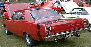 Auction Results and Sales Data for 1969 Dodge Dart