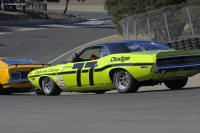 1970 Dodge Challenger.  Chassis number 66-003