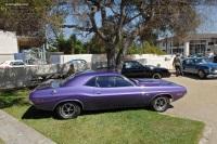 1970 Dodge Challenger.  Chassis number JS23V0B205533
